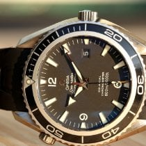 Omega 2200.50.00 Aço 2007 Seamaster Planet Ocean 45mm usado