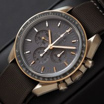 Omega Speedmaster Professional Moonwatch Titanium 42mm Grey No numerals