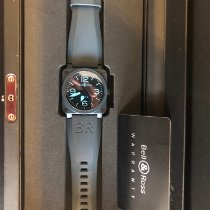 Bell & Ross Steel 42mm Automatic BR03-92 pre-owned UAE, Abu Dhabi