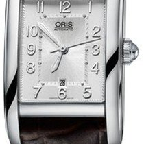 Oris Rectangular 01 561 7692 4061-07 5 18 20FC 2019 nov