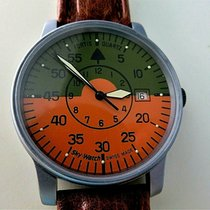 Fortis Flieger 40mm Green