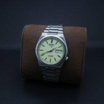 Seiko 5 Steel 34mmmm Green
