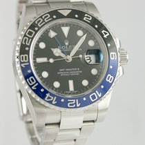 Rolex GMT-Master II 116710 BLNR 2013 pre-owned