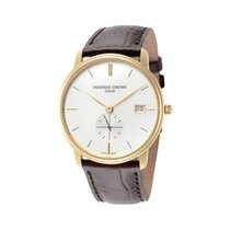 Frederique Constant Slimline Gents Steel 37mm Silver United States of America, Florida, Sarasota