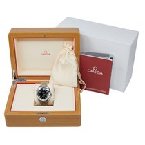 Omega Seamaster Planet Ocean Steel 43.5mm Black Arabic numerals United States of America, California, Los Angeles