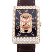 Piaget Rose gold Automatic Roman numerals pre-owned