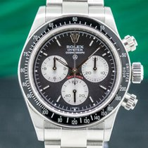 Rolex Daytona 1652 Very good Steel 39mm Automatic
