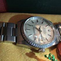 Rolex Argent Remontage automatique Argent Sans chiffres 36mm occasion Datejust