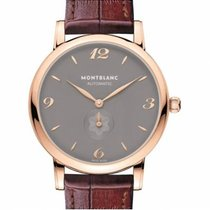 Montblanc Rose gold Automatic 39mm new Star Classique