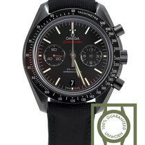 Omega Dark Side of The Moon Co-axial Speedmaster Moonwatch NEW