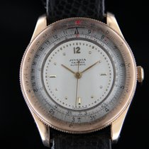 Juvenia Or rose 36mm Remontage automatique occasion