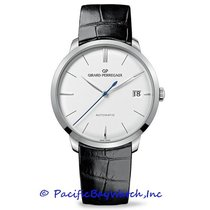 Girard Perregaux 1966 White gold 41mm Silver United States of America, California, Newport Beach