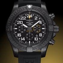 Breitling Avenger Hurricane Plastic 50mm Black Arabic numerals