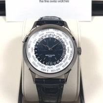 百達翡麗 (Patek Philippe) 18K White Gold World Time New York  2017...