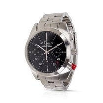Dior Chiffre Rouge CD84610 Men's Watch in Stainless Steel