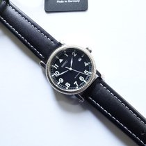 Aristo Steel 38mm Automatic 4H68 Beobachter new