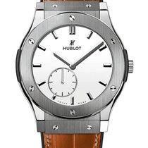 Hublot Classic Fusion Ultra-Thin Titan 42mm Silber Deutschland, Stuttgart