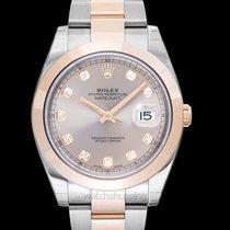 Rolex Datejust Rose gold 41.00mm Pink United States of America, California, San Mateo