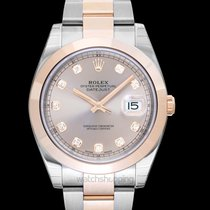 Rolex Datejust 126301 New Rose gold 41.00mm Automatic