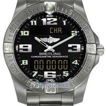 Breitling Aerospace EVO Titanium 43mm Black United States of America, New York, Airmont