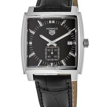 TAG Heuer Monaco Lady Steel 37mm Black