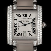 Cartier Tank Francaise WE1003SF