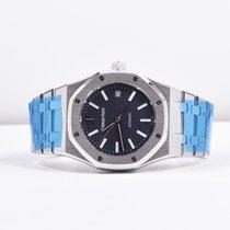 Audemars Piguet Royal Oak Automatic Blue 15300ST