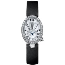 Breguet Reine de Naples White gold 24.95mm Mother of pearl Roman numerals United States of America, New York, New York