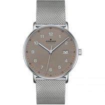 Junghans FORM A 027/4836.44 JUNGHANS FORM A acciaio taupe new