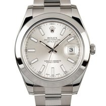 Rolex Datejust II 116300 2016 nuevo