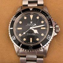 Rolex Submariner (No Date) Steel 40mm Black No numerals United Kingdom, Holmes Chapel