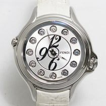 Fendi Steel 34mm Quartz 10500M pre-owned