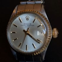 Rolex Oyster Perpetual Lady Date usados 25mm Acero y oro
