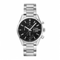 TAG Heuer CBK2110.BA0715 Steel 2018 Carrera Calibre 16 41mm new United States of America, Florida, Boca Raton