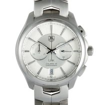 TAG Heuer Link Calibre 18 Staal 40mm Zilver