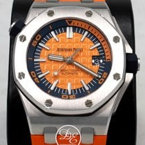 Audemars Piguet Royal Oak Offshore Diver Acier 42mm Orange
