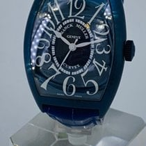 Franck Muller Automatic Blue 39mm new