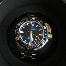 Hamilton Khaki Navy Frogman Acier 42mm Bleu France, aix en provence