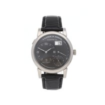A. Lange & Söhne pre-owned Manual winding 38.5mm Grey 3 ATM