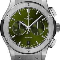 Hublot 541.nx.8970.lr Titanium 2021 Classic Fusion Chronograph 42mm new United States of America, New York, Airmont