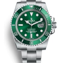 Rolex Submariner Date 116610LV 2019 новые