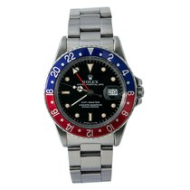 Rolex GMT-Master GMT 1980 pre-owned