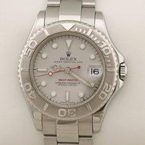 Rolex 168622 Medium Midsize Stahl 2003 Yacht-Master 35mm gebraucht Deutschland, MÜNCHEN