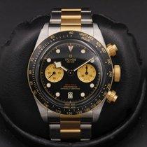 Tudor Black Bay Chrono Gold/Steel 41mm Black United States of America, California, Huntington Beach