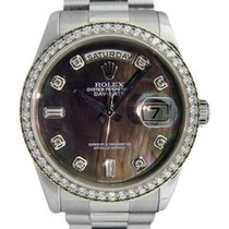 Rolex Day-Date 36 118206 Very good 36mm