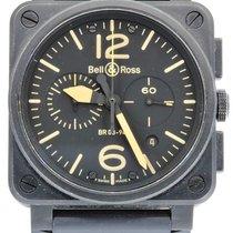Bell & Ross BR 03-94 Chronographe Acier 42mm Noir Arabes France, Bordeaux