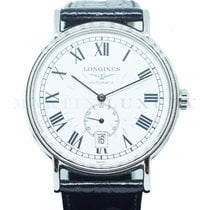 Longines Steel Automatic L4.805.4.11.2 pre-owned Singapore, Singapore