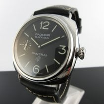 Panerai Radiomir Black Seal Steel 45mm Black Arabic numerals