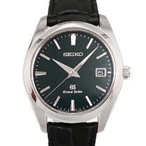 Seiko Grand Seiko Acero 37mm Verde