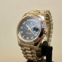Rolex Day-Date II 218239 2012 pre-owned